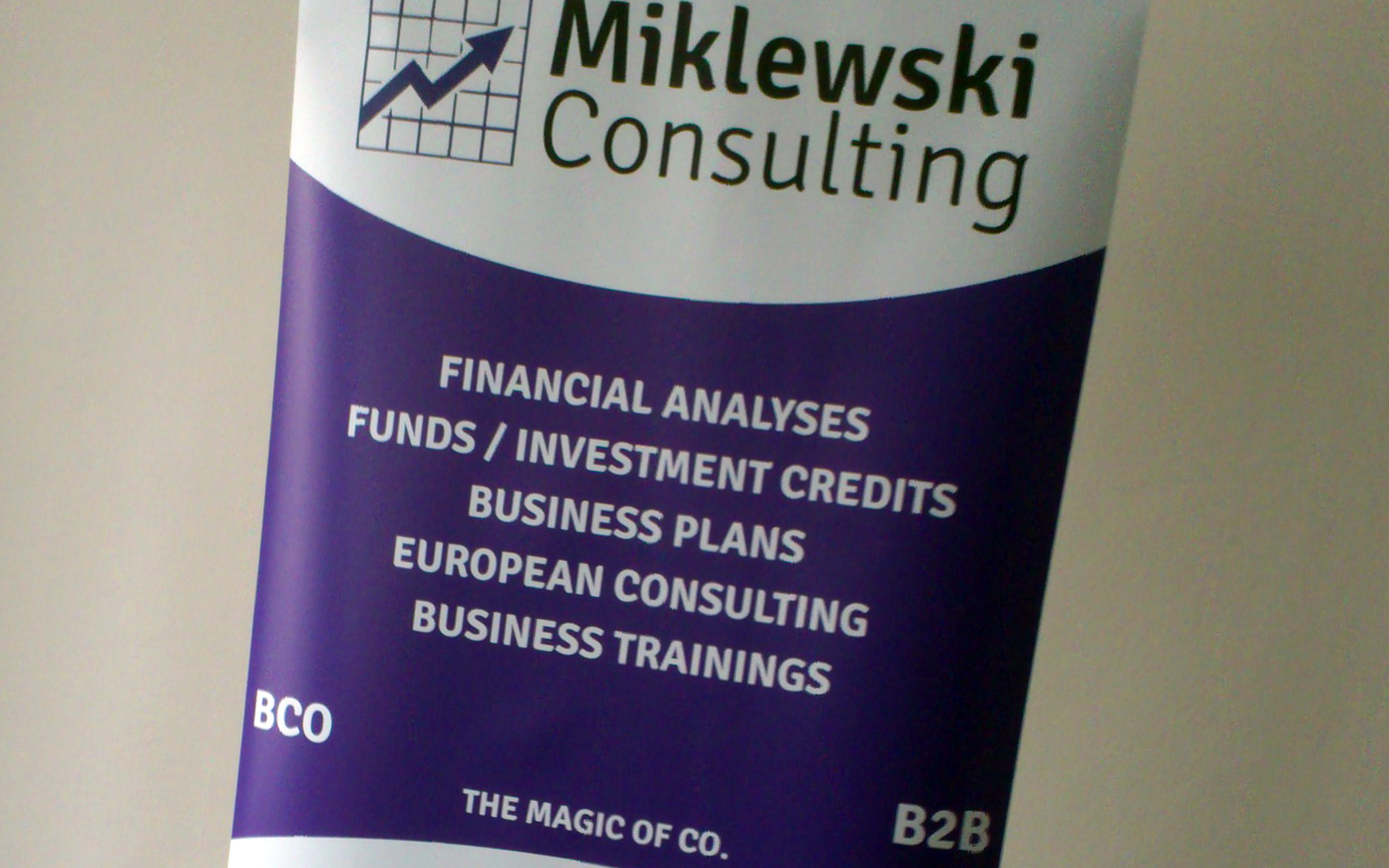 Rollup Miklewski Consulting
